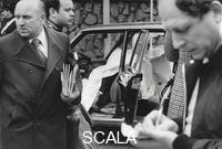 ******** Attentato di via Fani da parte delle Brigate Rosse, il 16 marzo 1978. Auto di Aldo Moro