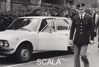 ******** Attentato di via Fani a Roma da parte delle Brigate Rosse, il 16 marzo 1978.