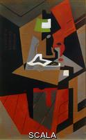 Gris, Juan (1887-1927) Composition