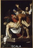 Caravaggio (Merisi, Michelangelo da 1571-1610) Deposizione