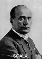 ******** Benito Mussolini, Italian fascist dictator, c1930s.