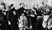 ******** Benito Mussolini (1883-1945) Italian fascist dictator, 1922.