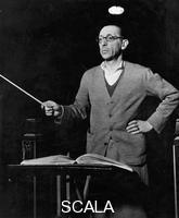 ******** Igor Stravinsky, compositore nato in Russia, 1920 ca.