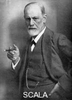 ******** Portrait of Sigmund Freud
