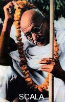 ******** Mohondas Karamchand Gandhi (1869-1948), leader indiano nazionalista