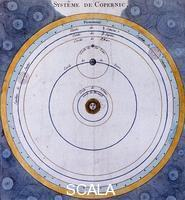 ******** Copernican (heliocentric/Sun-centred) system of the Universe, 1761.