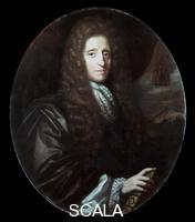 Verelst, Harman (c. 1643-1702) John Locke, English philosopher, 1689.