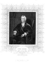 Kneller, Godfrey (1646-1723) John Locke, English philosopher, c1680-1704.