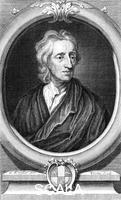 Vertue, George (1684-1756) John Locke, English philosopher, c1713