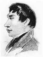 ******** The Fuegian, York Minster, in 1833 (1839).