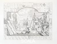 Hogarth, William (1697-1764) 'Analisi della Bellezza Tavola I', 1753