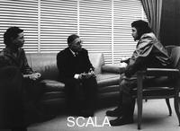 Korda (Diaz Gutierrez, Alberto, 1928-2001) Che con Sartre y Simone, 1960.