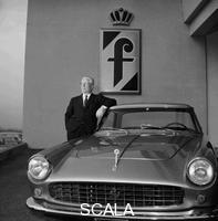 ******** Battista Pininfarina, (c1955-c1960?).