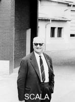 ******** Enzo Ferrari, (1960s?).