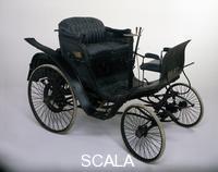 ******** 1898 Benz Velo 3hp car.