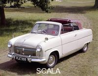******** A 1955 Ford Consul Convertible MK 1.