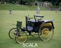 ******** An 1894 Benz Velo.