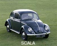 ******** A 1953 Volkswagen Export Type 1 Beetle.