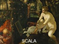 Tintoretto (Robusti, Jacopo 1518-1594) Susanna al bagno, post 1560