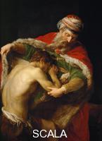 Batoni, Pompeo (1708-1787) Il ritorno del figliol prodigo, 1773